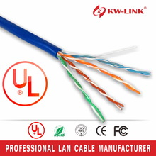 Top quality professional utp bc indoor cat5e data cable 1000ft