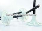 high strength fiber glass FRP material threaded anchor rock bolt