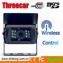 2014 Wireless control Color CMOS sensor 12pcs IR best price high definition night vision mini bus/truck camera