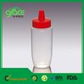 500g material pp uso curativo chili molho de garrafa