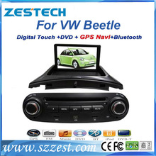 ZESTECH car video for VW Beetle car video mp3 touch screen digital camea 4gb