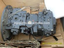 Pc120-5 pc100-5 hpv55 pompe hydraulique pour excavatrice, pc120 pelle pompe hydraulique