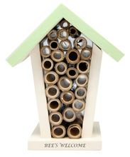 new design wooden insect bug bee house hotel nest home