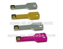 novelty key usb flash drive 2gb key usb disk