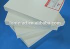 adhesive bulk foam sheets PVC high gloss sheet