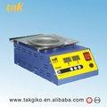 Tak-gx400e 400w pantalla digital eléctrica de estaño de soldadura pot