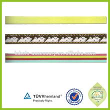 2014 manufacturer wholesale jacquard straps polyester webbing