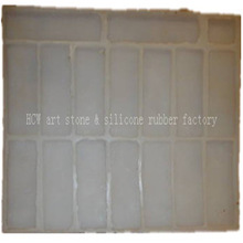 top popular artificial cultured stone mold