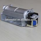 GL60 cross blower fireplace blower table fan motor