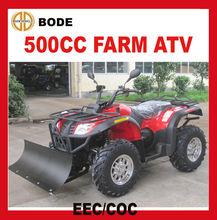 Factory Specialize production 500cc 4 wheel utility atv farm vehicle