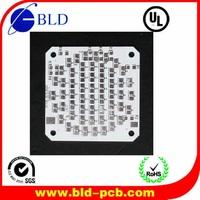 Single side aluminum led pcb