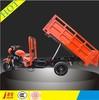 Hydraulic heavy duty 200cc Cargo trike