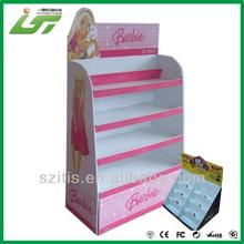 Professional basketball display rack wholesale