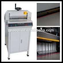 450mm electric convenient humanized a4 paper cutting machine