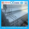 steel square hollow bar/galvanized hollow square tubing