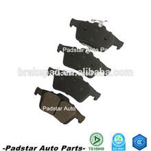 wholesale car parts brake disc for brake system auto parts toyota break pad DB1741
