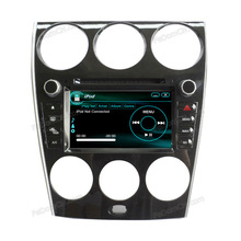 7'' Car DVD Player with Auto DVD GPS & Bluetooth & Navigator & Radio for Mazda 6 Old