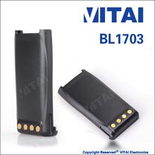 VITAI 7.4V 1800mAh durable BL1703 great power batteries for TC-700 TC-710 TC-780