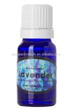 100% natural pure lavender oil