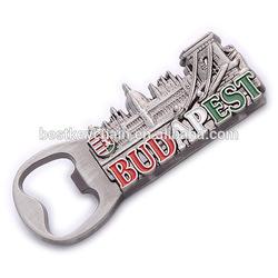 country metal custom souvenir magnet