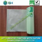EN13432 certified compostable bag in supermarket/biodegradable packing bag for fruits,vegetables,etc