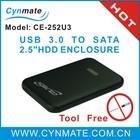 SATA External Interface enclosure HDD cases
