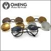 Own brand classical cat 3 uv 400 sunglasses, crazy party fashion sunglasses