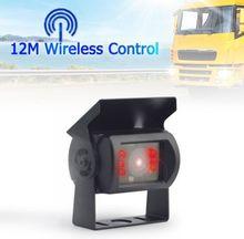 2014 Wireless control Color CMOS sensor 12pcs IR best price front /side /rear automotive rear view camera