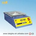 Tak-fx309e 900w eléctrico de soldadura de estaño olla con pantalla digital