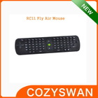 rc11 air mouse tv box mini keyboard 2.4g usb 2.4g Air Mouse For Android Tv Box Remote Control