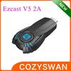 Amazing HDMI Miracast Ezcast mobile phone spare parts V5 2A