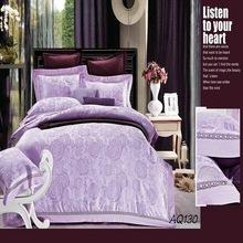 China yiwu home textile silk satin brand name bed sheets