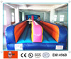 Two Lanes Inflatable Bungee Run Giant Inflatable Sport Games