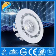 China factory 3 years warranty cob high luminous downlight led