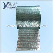 Aluminium isolation for underfloor heating