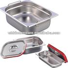 LFGB & NSF Approve Heavy Duty Stainless Steel gn pan inox kitchen sink