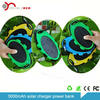 5000 WATERPROOF solar charger mini and fashion external battery pack