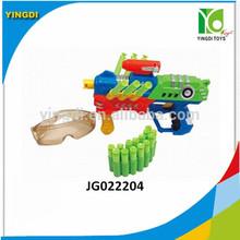 arma bala soft arma de brinquedo com dardos de espuma jg022204