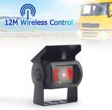Chelong Factory Wireless Color COMS 12 IR lights original car reversing camera for bus truck