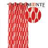 China manufacturer latest design polyester decorative window curtain