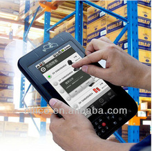 """7"""" Android 4.2 tablet PC with long distance nhf uhf rfid reader module"""