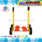 Preschool Play Plastic Children Balance Car, Baby Balance Trample Car
