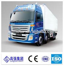 Foton Auman gasoline/diesel /LHD/RHD/box/van truck/ heavy truck for sale