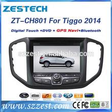 ZESTECH 2014 car multimedia for Chery Tiggo 5 car multimedia radio CD MP3 player
