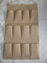 Jute Storage Pocket