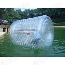 Summer must-transparent PVC inflatable water walking ball inflatable roller