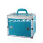 lighting makeup case with stand makeup vanity case