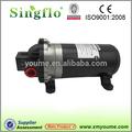 2014 singflo ad alta pressione mini elettrica pompa booster per lavaggio auto 200 psi