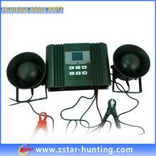 Waterproof hunting birds MP3 caller with 182 bird sounds