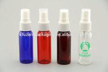 Different Colors 30ml Plastic PET Air Freshener Bottles